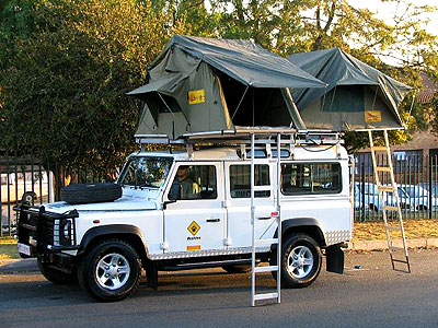Luxury Jurgens Explorer 2010 Model Off Road Caravan  East Rand  Caravans